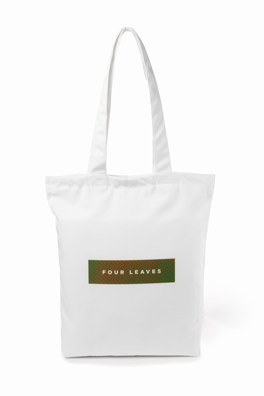 Canvas tote bag - Four Leaves