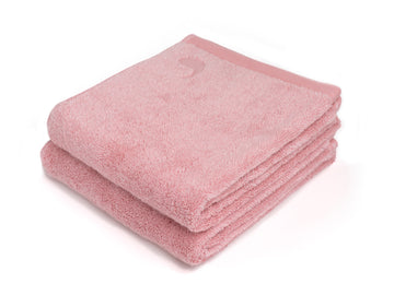 Namal Uyana pink junior towel (set of two) - Four Leaves