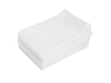 Nayakakanda white guest towel (set of four) - Four Leaves