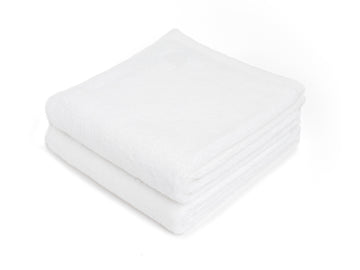 Nayakakanda white junior towel (set of two) - Four Leaves