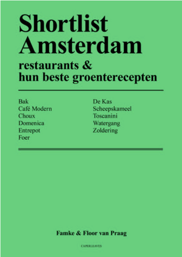 Shortlist Amsterdam - Four Leaves