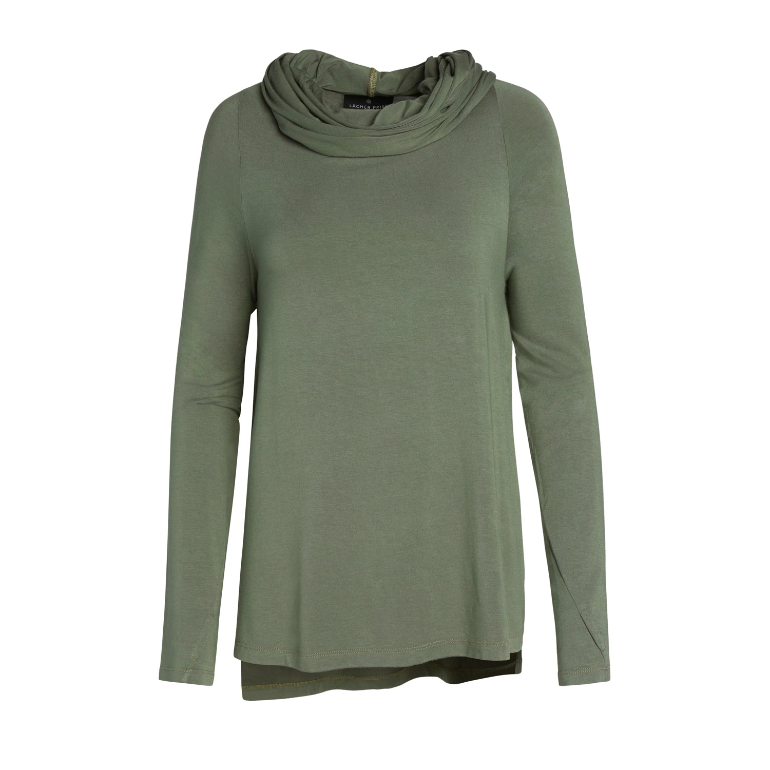 Echape Long Sleeve - Olive Green