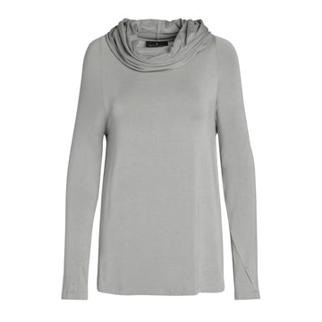 Echape Long Sleeve - Light Grey