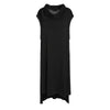 Echape Long Top/Dress - Black