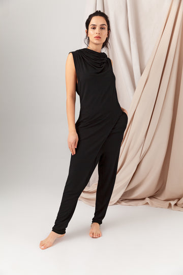 Sahara Jumpsuit - Black