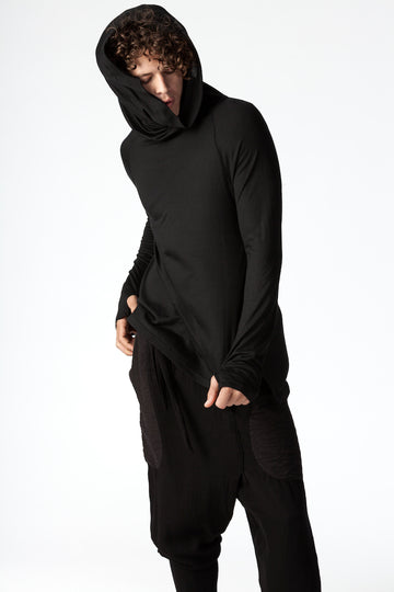 Echape Long Sleeve - Black