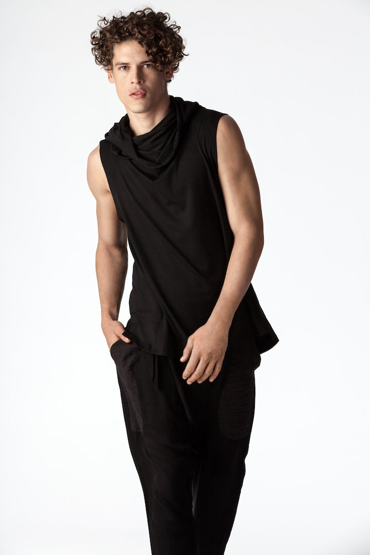 Echape Top - Black