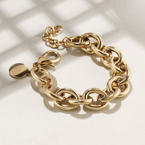 Load image into Gallery viewer, Vintage Link Bracelet