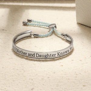 Mother & Daughter Charm Bracelet