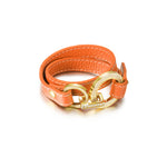 Double Tour Genuine Leather bracelet