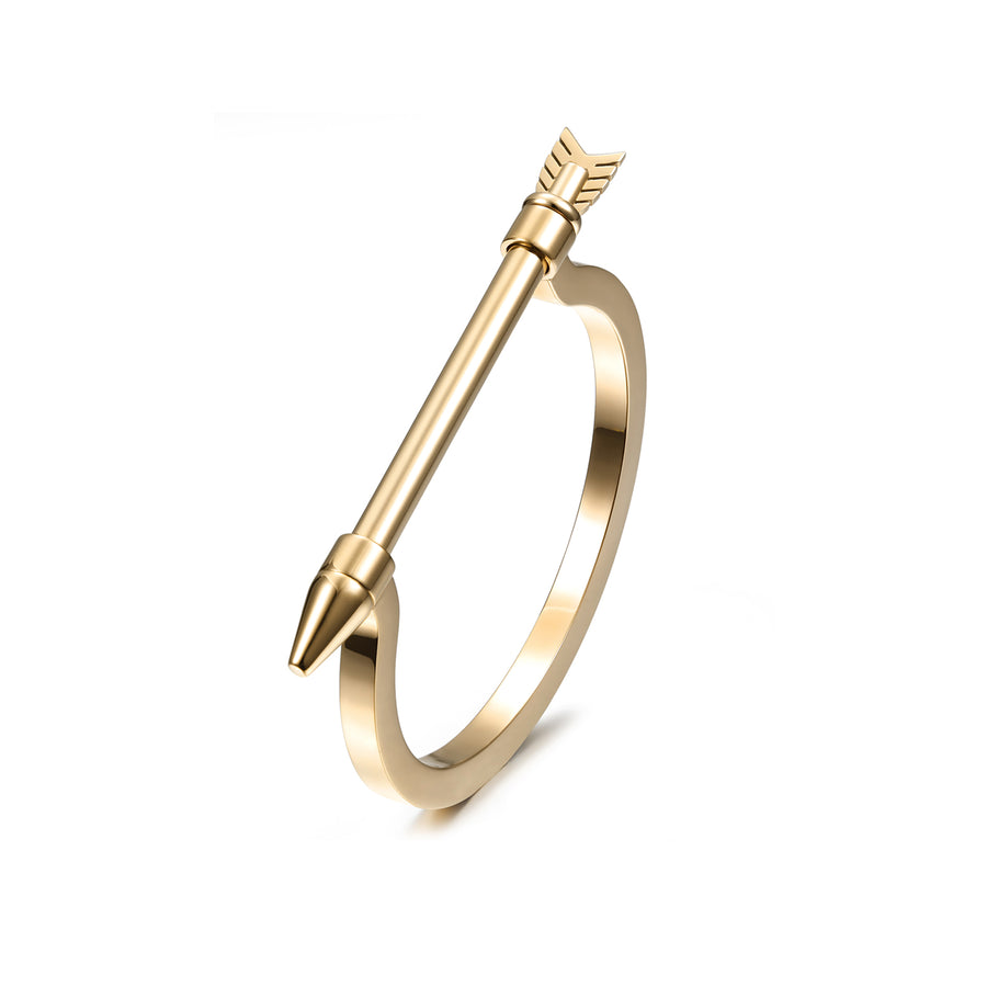 Arrow Screw Bar Bangle