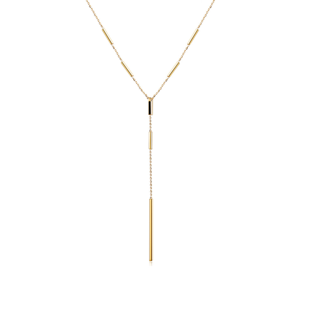 Linear Y-Necklace