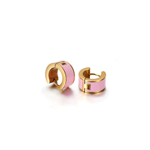 MODERN LIFE CLASSIC HOOP EARRINGS