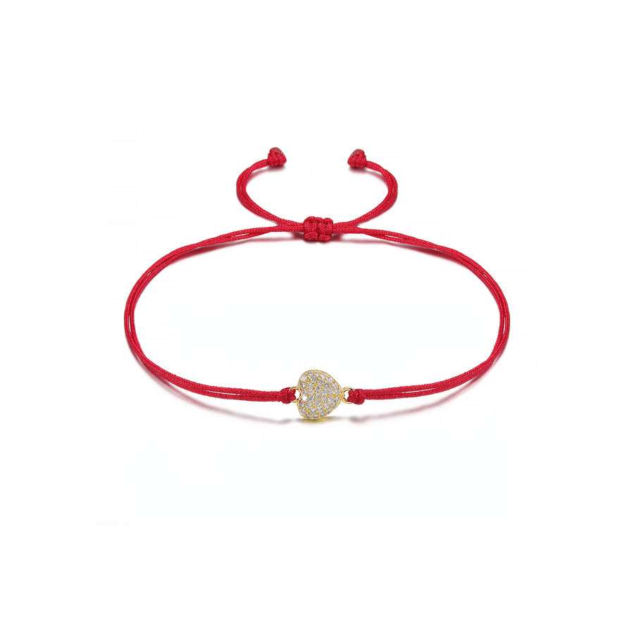 Supreme Love String Bracelet