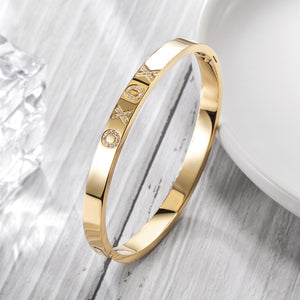 Load image into Gallery viewer, XOXO LOVE BANGLE