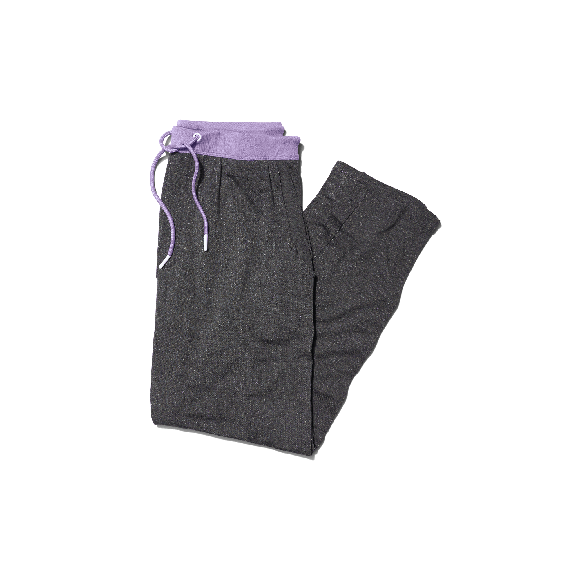 Gray/Lavender Long Jambys