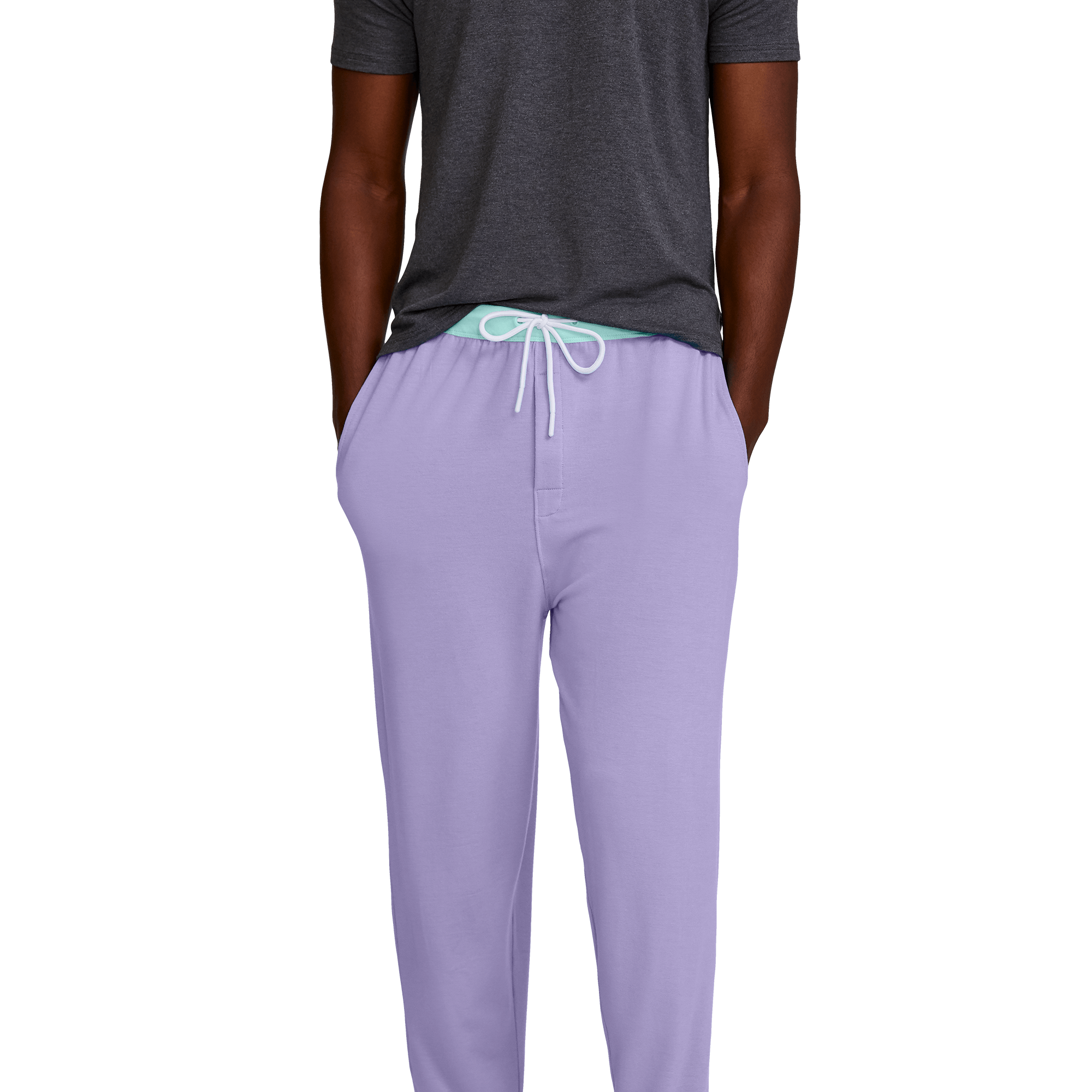 Lavender/Mint Long Jambys