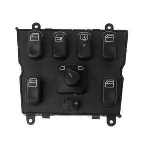 Car Window Master Console Control Switch Panel For Mercedes-Benz W163 ML320 ML430