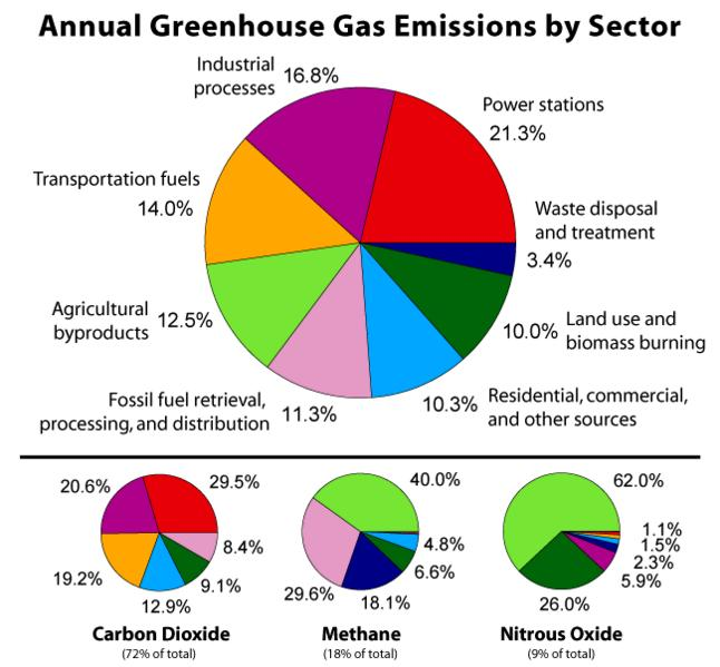 Annual Greenhouse Gas Emissions