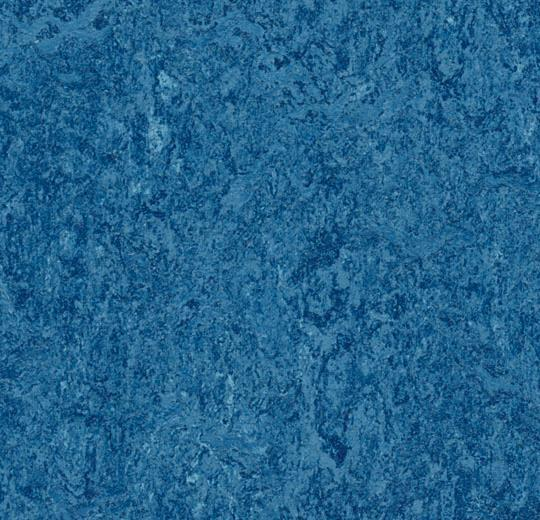 Marmoleum Click Cinch LOC Square - Blue 333030