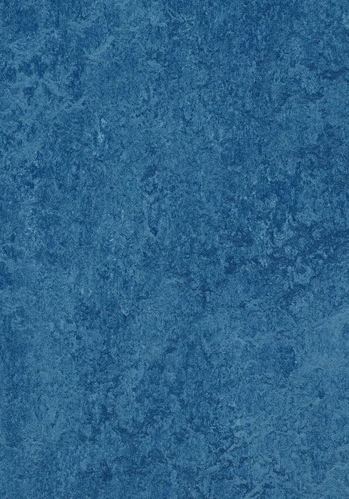 Marmoleum Sheet Real - Blue B&R: Flooring & Carpeting Forbo USA