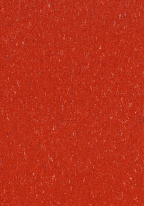 Marmoleum Sheet Piano - Salsa Red