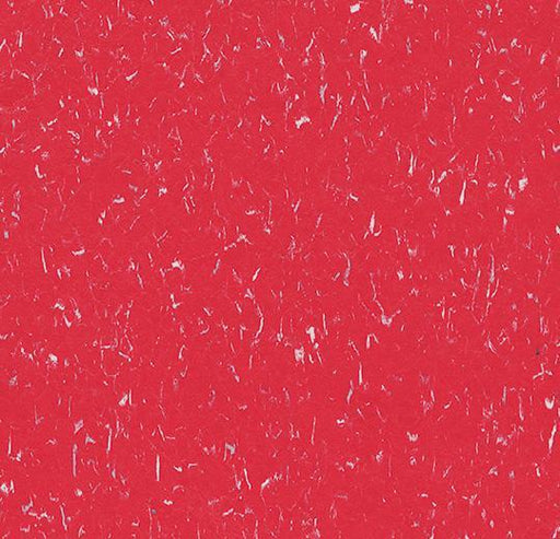 Marmoleum Composition Tile (MCT) - Poppy Red 3654 B&R: Flooring & Carpeting Marmoleum