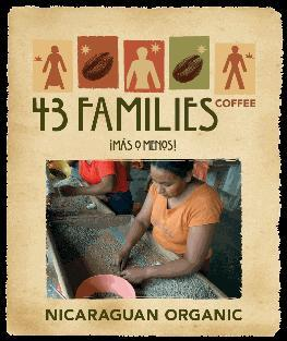 43 Families Coffee G&M: Coffee, Tea & Misc Food Their Bucks