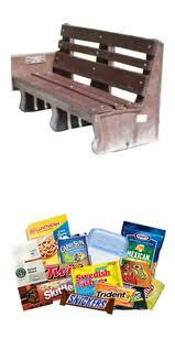 TerraCycle ADA High Back Park Bench H&G: Furniture TerraCycle