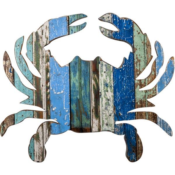 Wall Art - Crab