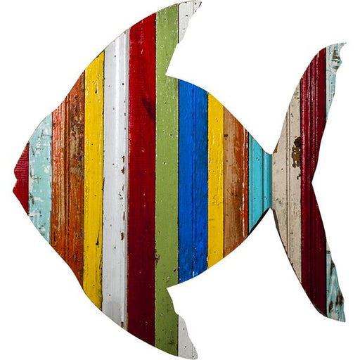 Wall Art - Tropical Fish