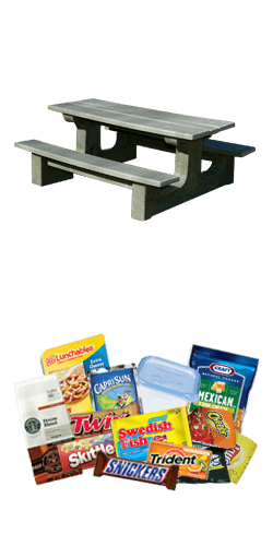 TerraCycle Childrens Picnic Table