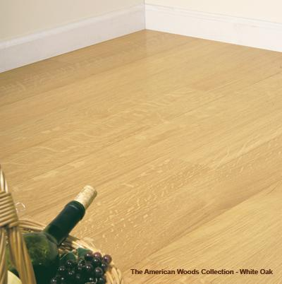 "EcoTimber Tesoro 3"" Natural White Oak"