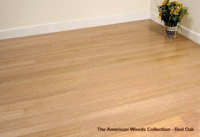 "Eco Timber 3"" Natural Red Oak"