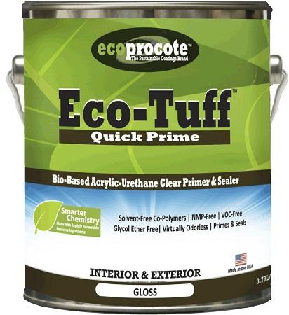 Eco-Tuff Quick Prime B&R: Decks & Patios Eco Safety Products