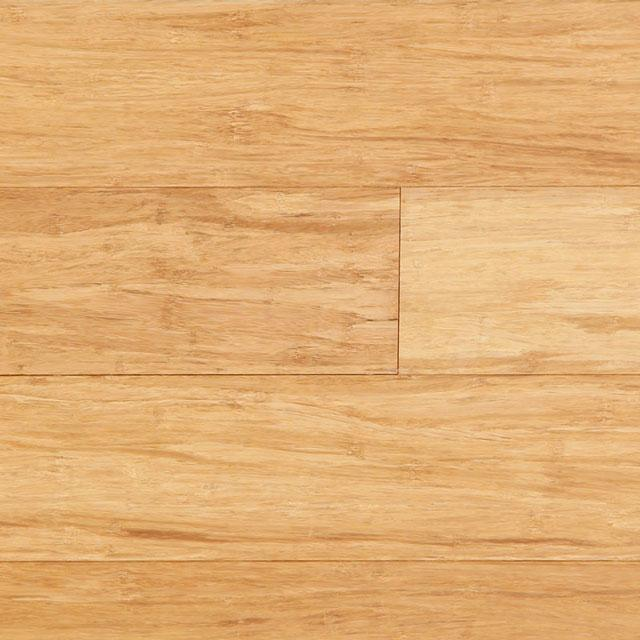 "EcoTimber 4 3/4"" Natural Densified Bamboo"