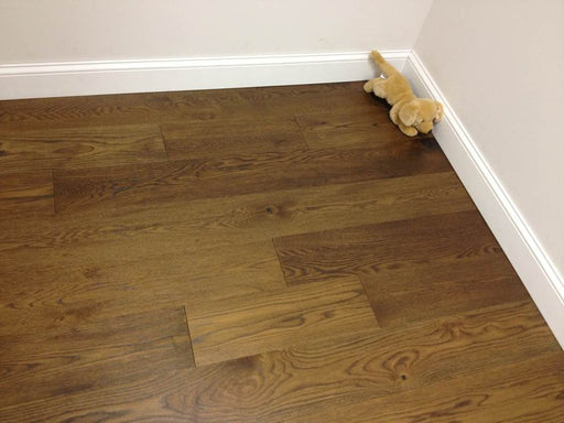 "EcoTimber 7"" White Oak - Toasted Leather"