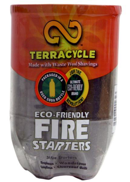 Terracycle Fire Starter-Case of 6 H&G: Seasonal TerraCycle