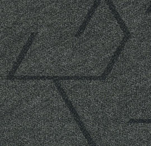 Flotex Modular - Triad - Anthracite 131017 B&R: Flooring & Carpeting Forbo Other