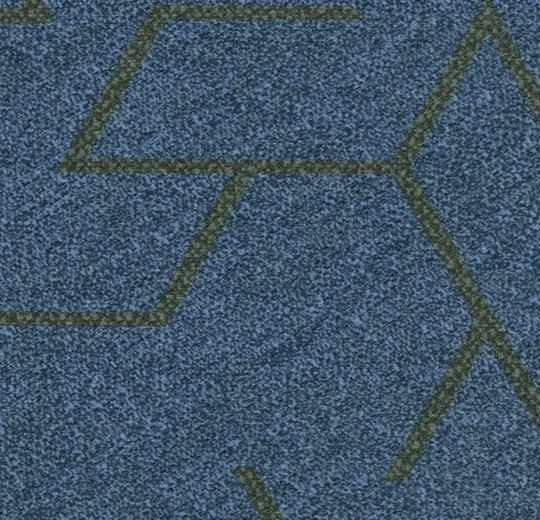 Flotex Modular - Triad - Blue 131002
