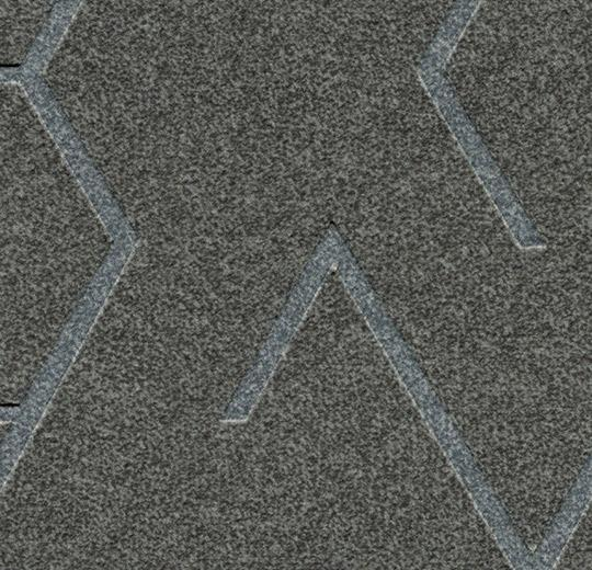 Flotex Modular - Triad - Emboss Zinc 121001 B&R: Flooring & Carpeting Forbo Other