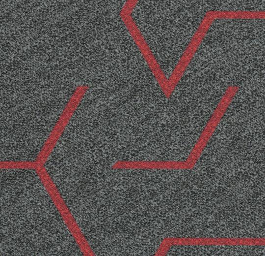 Flotex Modular - Triad - Red Line 131011