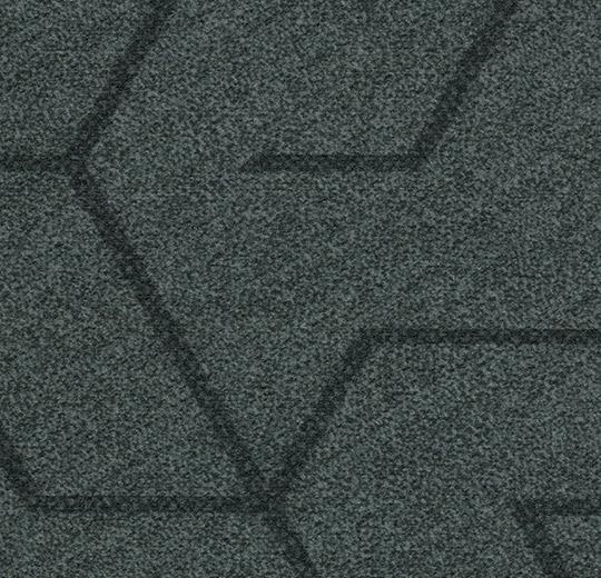 Flotex Modular - Triad - Shadow 131008 B&R: Flooring & Carpeting Forbo Other
