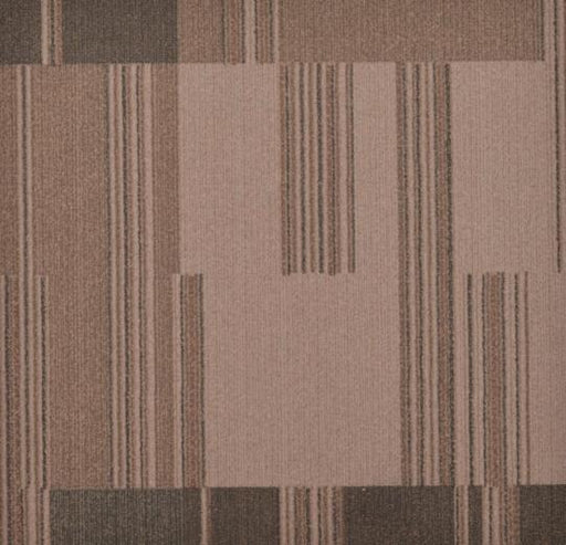 Flotex Tile - Cirrus - t570016 - Mocha B&R: Flooring & Carpeting Forbo Other