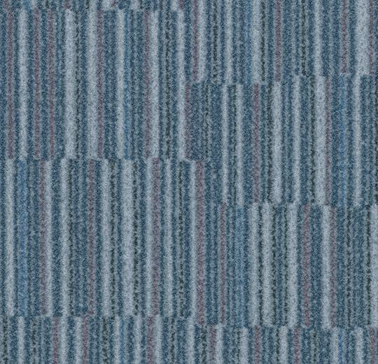 Flotex Tile - Stratus - t570005 - Sapphire B&R: Flooring & Carpeting Forbo Other