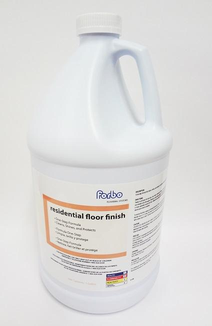 Marmoleum Residential Floor Finish - Gallon