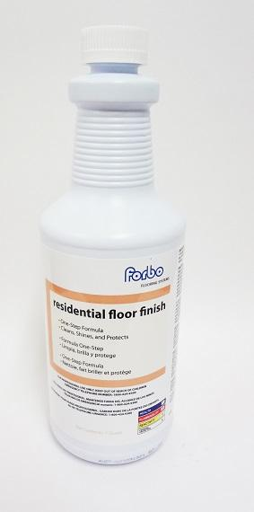 Forbo/Marmoleum Residential Floor Finish - Quart B&R: Flooring & Carpeting Marmoleum