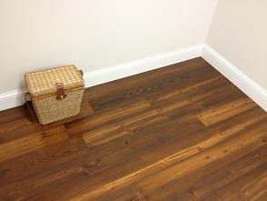 "EcoTimber 6"" Fumed Heart Pine"