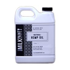 Natural Hemp Oil B&R: Lumber & Wood Products The Real Milk Paint Co.