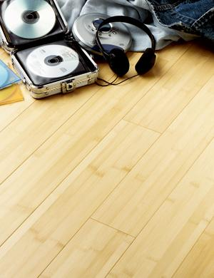 Traditional Bamboo Solid